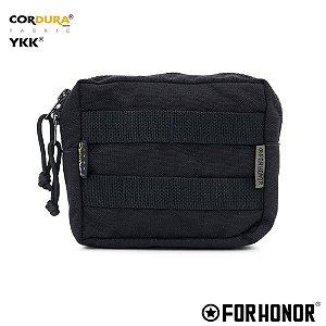 Bolso Modular Horizontal FORHONOR Cordura 1000D - Black
