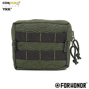 Bolso Modular Horizontal FORHONOR Cordura 1000D - Verde