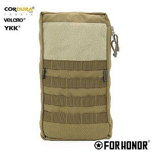Porta Camelback Modular Forhonor Cordura 1000D - Desert