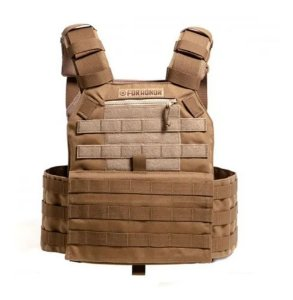 Colete Plate Carrier For Honor - Coyote