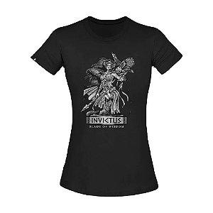 Camisa Feminina Invictus Concept Athena
