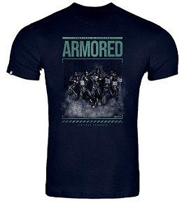 Camisa T-Shirt Invictus Concept Armored