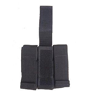 Porta Carregador de Pistola Modular TRIPLO Fast WWART TACTICAL