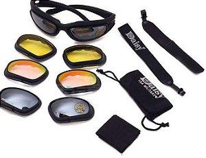 Óculos Tático Militar Polarizado proteção UV