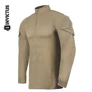 Combat Shirt Invictus Operator TAN / caqui