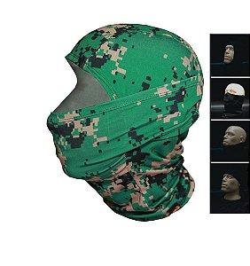 Balaclava Tática Articulada Marines