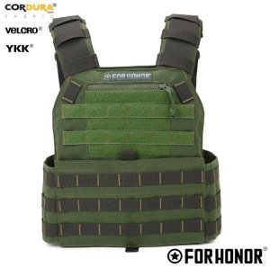 Colete Plate Carrier For Honor Verde Oliva