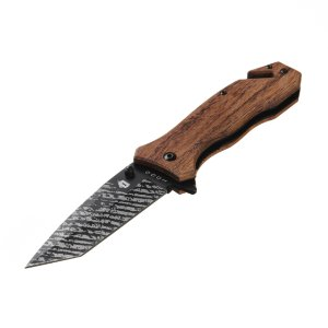 Canivete Phanton Invictus - WOOD - Edição Limitada