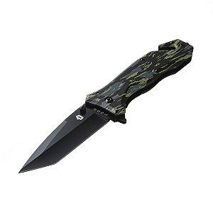 Canivete Phanton Invictus - DARK CAMO - Edição Limitada