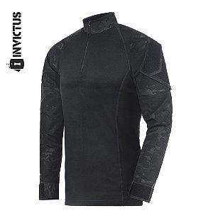 Combat Shirt Invictus Operator MULTICAM BLACK®