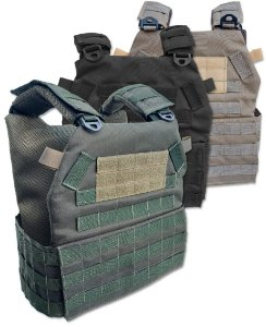 Colete Tático Plate Carrier WWART SHOOTER Basic