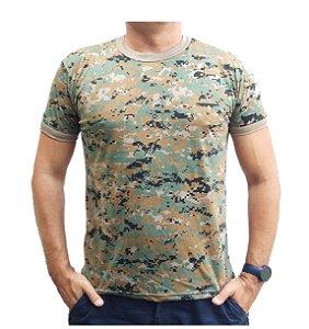 Camiseta Camuflada Marpat (Marines Patern)