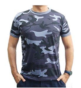 Camiseta Camuflada Choque