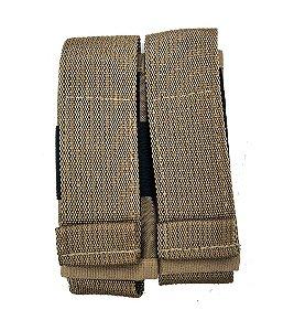 Porta Carregador de Pistola Modular Tan WWART TACTICAL