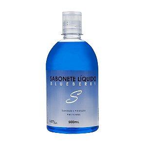 Sabonete Liquido Blue Berry - 500mL - Light Hair