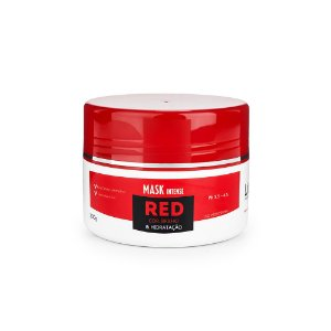 Máscara Vermelha - Mask Intense Red 300 g