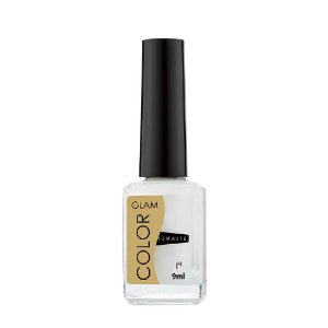 Esmalte Glam Color Light Hair Professional - Branco Cremoso 9mL