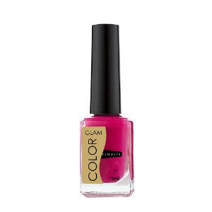 Esmalte Glam Color Light Hair Professional - Rosa  Médio Cremoso 9mL