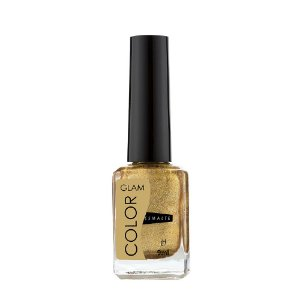 Esmalte Glam Color Light Hair Professional - Dourado 9mL