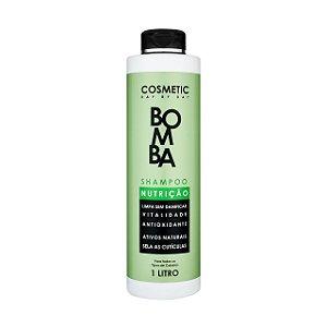 Shampoo Nutrição BOMBA