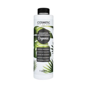 Shampoo Antirreesíduo Organic 1L