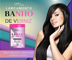 Máscara banho de Verniz Light Hair Professional