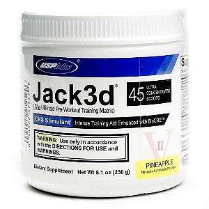 Jack3d UspLabs - IMPORTADO