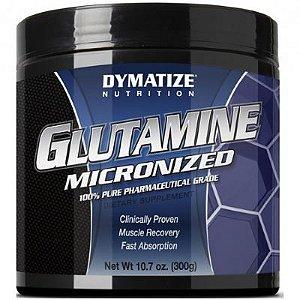 Glutamina Micronizada Dymatize (300g) (VENCIMENTO 06/2017)