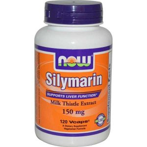 Silymarin 150mg Now (120 caps)