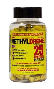 Methyldrene Cloma Pharma (100 caps)