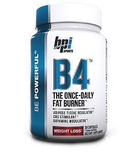 B4 bpi Sports (Pré Treino e Termogênico)