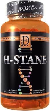 H-Stane Dynamic Formulas