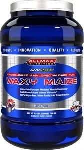 Waxy Maize Allmax Nutrition 2000g