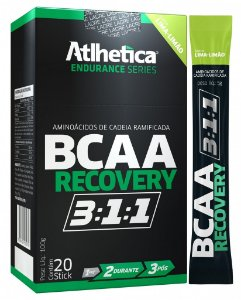 BCAA Recovery 3:1:1 Atlhetica Nutrition 20 Sticks