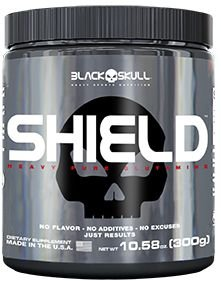 Shield Black Skull 300g