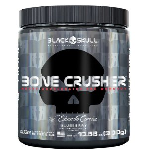 Bone Crusher Black Skull Blueberry 300g