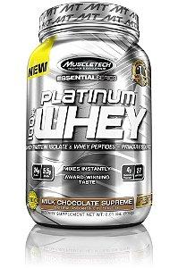 Platinum 100% Whey MuscleTech 907g