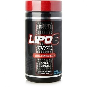 Lipo 6 Black Power Ultra Concentrate Nutrex 120g