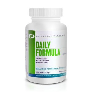 Daily Formula Universal 100 Tabletes