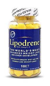 Lipodrene Hi-Tech Pharmaceuticals 100 Comprimidos