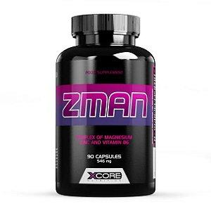 Zman Xcore Nutrition 90 Cápsulas