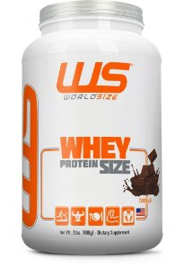 Whey Protein Size World Size 908g