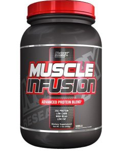 Muscle Infusion Nutrex 900g