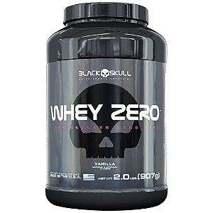 Whey Zero Black Skull 907g