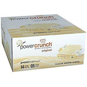 Power Crunch Vanilla Cream BNRG 12 Waffers