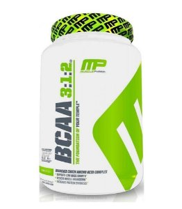BCAA 3:1:2 Muscle Pharm 240 Cápsulas