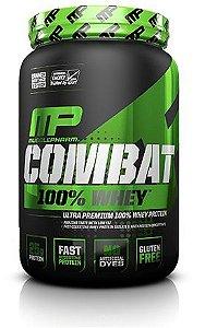 Combat 100% Whey Muscle Pharm 907g