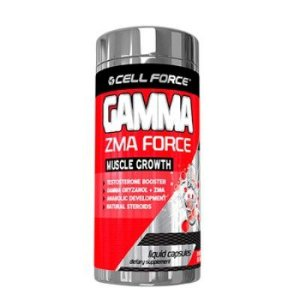 Gamma ZMA Force Cell Force 60 Cápsulas