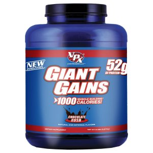Giant Gains VPX Morango 2700g