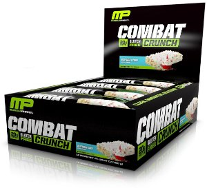 Combat Crunch Muscle Pharm 12 Unidades